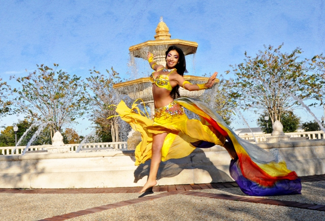 Belly Dance New Years Resolutions…