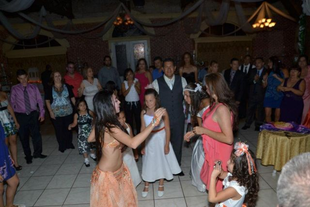 belly dancer for weddings kissimmee 2