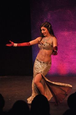 Costuming Checklist for Belly Dancers