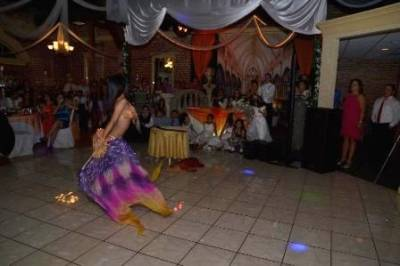 Ever Thought About Hiring a Belly Dancer for Your Orlando Wedding Reception Entertainment?