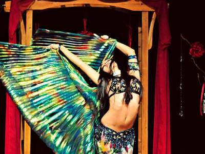 Belly Dancing Classe sin orlando (private classes)