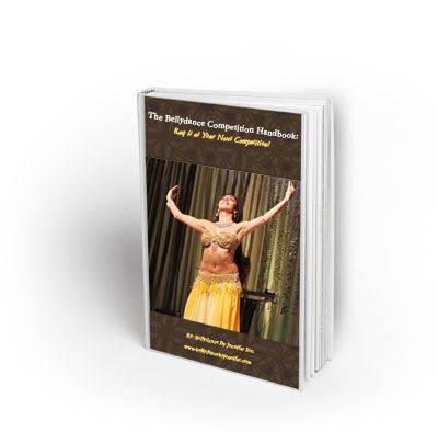 bellydance competition book for sale