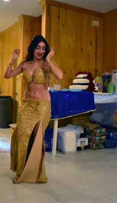 What Do Middle Easterners Think of Belly Dancers?