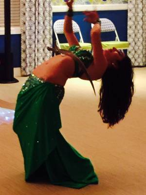 Thank you! From a Bellydance Entertainer in Orlando, FL