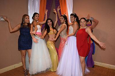 Triple the Excitement for a Sweet Sixteen Party at Illusions Banquet Hall in Kissimmee, FL!