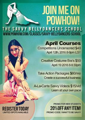 Bellydance With Me On Pohow