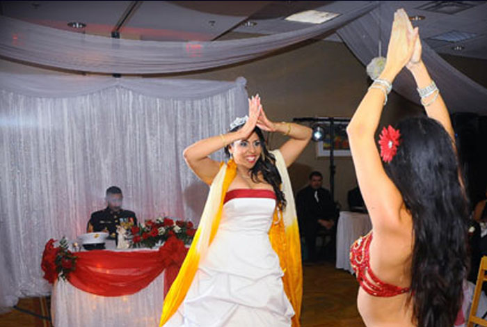bellydancer in orlando for weddings and events