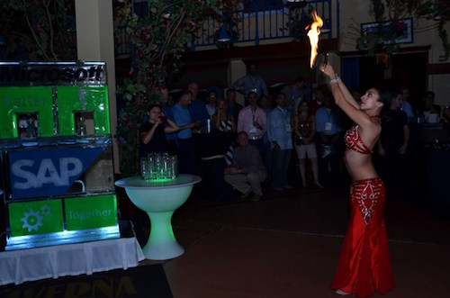 corporate event entertainment idea orlando