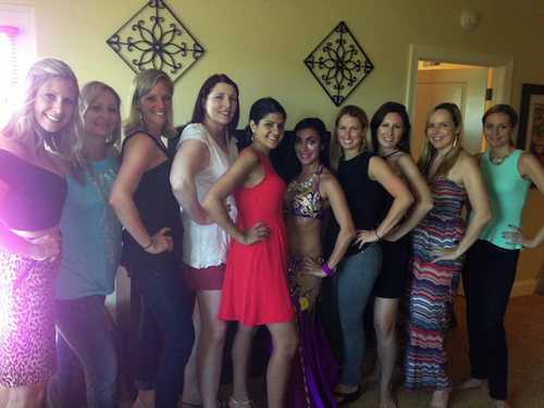 bachelorette party ideas in orlando florida