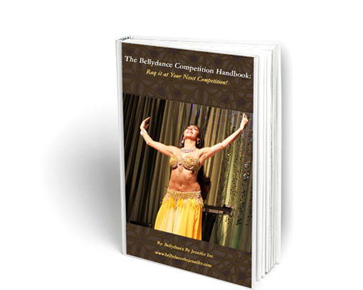 the bellydance competition hand book