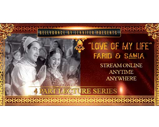 love of my life lecture workshop series